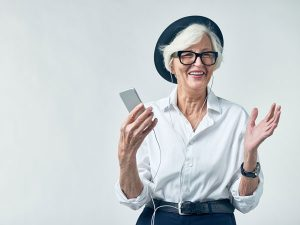 Top Social Channels for Seniors Age 65+