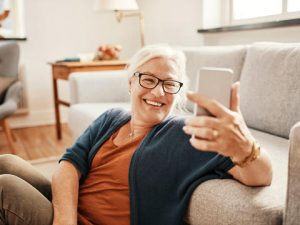 Staying Together, Virtually: The Benefits of Connected Technology for Seniors